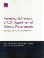 Assessing Bid Protests Of Us Dpb