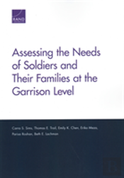 Assessing The Needs Of Soldierpb
