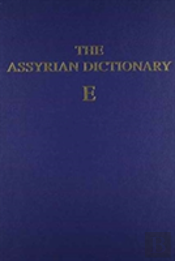 Assyrian Dictionary Of The Oriental Inst