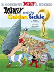 Asterix And The Golden Sickle