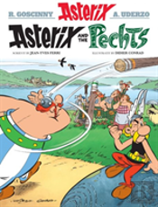 Asterix And The Pechts (Scots)