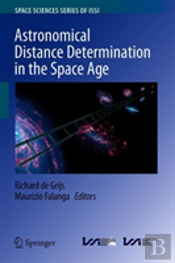 Astronomical Distance Determination In The Space Age