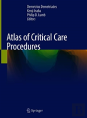 Atlas Of Critical Care Procedures