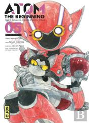 Atom The Beginning, Tome 5