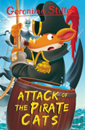 Attack Of The Pirate Cats (Geronimo Stilton)