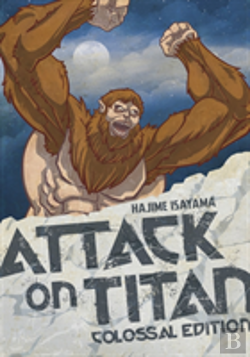 Bertrand.pt - Attack On Titan: Colossal Edition 4