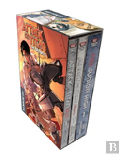 Bertrand.pt - Attack On Titan: The Spinoffs Collection