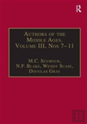 Authors Of The Middle Ages