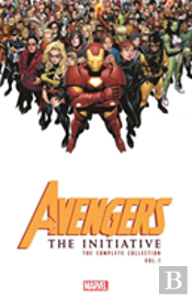 Avengers: The Initiative - The Complete Collection Vol. 2