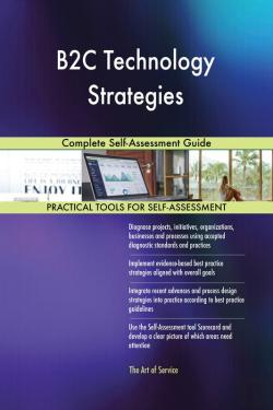Bertrand.pt - B2c Technology Strategies Complete Self-Assessment Guide