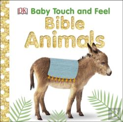 Bertrand.pt - Baby Touch And Feel Bible Animals