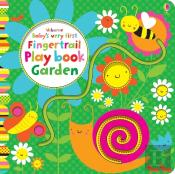 Baby'S Very First Fingertrails Play Book Garden