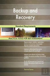 Backup And Recovery Standard Requirements