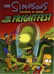 Bart Simpson'S Treehouse Of Horrorfun-Filled Frightfest