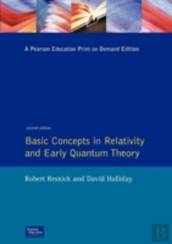 Bertrand.pt - Basic Concepts In Relativity And Early Quantum Theory