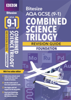 Bertrand.pt - Bbc Bitesize Aqa Gcse (9-1) Combined Science Trilogy Foundation Revision Guide