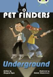 Bc Grey A/3a Pet Finders Go Underground
