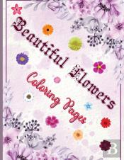 Beautiful Flowers Coloring Pages