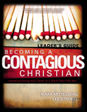 Becoming A Contagious Christianleader'S Guide