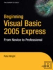 Beginning Visual Basic 2005 Express