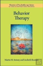 Behavior Therapy