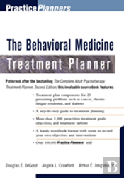 Behavioural Medicine Treatment Planner