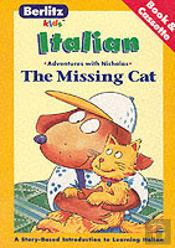 Berlitz Kids The Missing Cat Italian