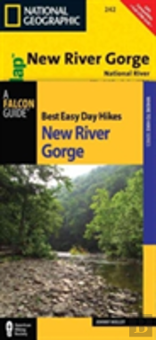 Best Easy Day Hiking Guide And Trail Map Bundle: New River Gorge