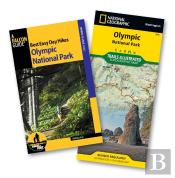 Best Easy Day Hiking Guide And Trail Map Bundle: Olympic National Park