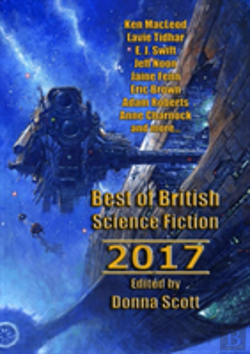 Bertrand.pt - Best Of British Science Fiction 2017