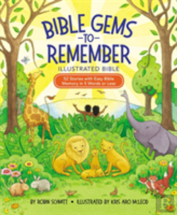 Bertrand.pt - Bible Gems To Remember Illustrated Bible