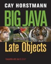 Big Java Late Objects