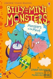Billy And The Mini Monsters Monsters On The Move