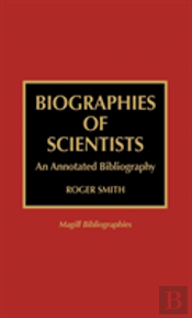 Biographies Of Scientists