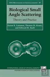 Biological Smallangle Scattering Hardbac