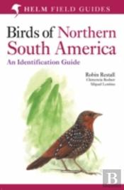 Birds Of Northern South Americaplates And Maps