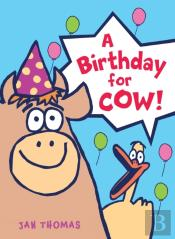 Birthday For Cow!