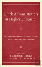 Black Deans Of Education In Thcb