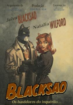Bertrand.pt - Blacksad - Os Bastidores do Inquérito