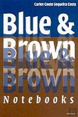 Bertrand.pt - Blue & Brown - Notebooks