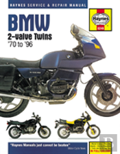Bmw 2-Valve Twins Service And Repair Manual