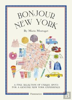 Bertrand.pt - Bonjour New York (Ang - City Map-Guides)