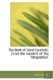 Book Of Good Counsels