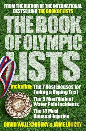 Book Of Olympic Lists
