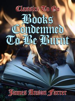 Bertrand.pt - Books Condemned To Be Burnt