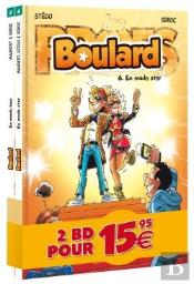 Boulard - Pack Decouverte Tome 6 - Tome 2