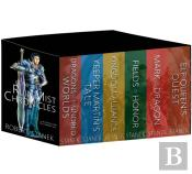 Boxed Set Ruin Mist Chronicles: Dragons Of The Hundred Worlds, Keeper Martin'S Tale, Kingdom Alliance, Fields Of Honor, Mark Of The Dragon, Elf Queen'S Quest