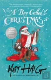 Boy Called Christmas Signed Edition