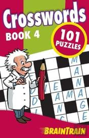 Braintrain Puzzles 101 Crosswords Book