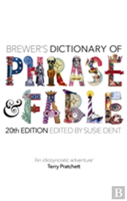 Bertrand.pt - Brewer'S Dictionary Of Phrase And Fable (20th Edition)